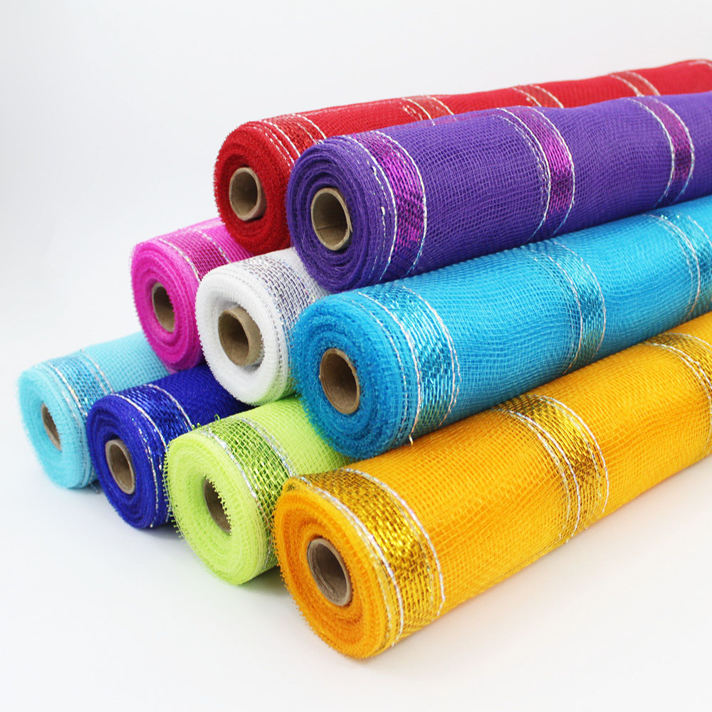 Deco Mesh Wholesale Supplier From China Sinofloral