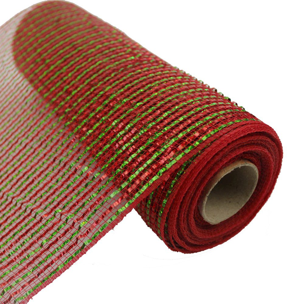 Gold Mettalic Poly Mesh Wraps Wholesale Suppliers From China